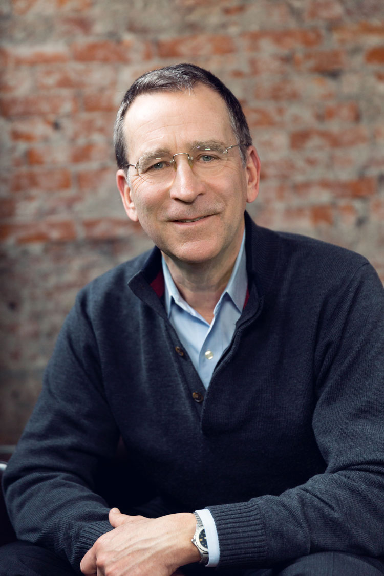 Sam Harrington MD Portrait